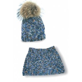 Bonnet & Snood 21