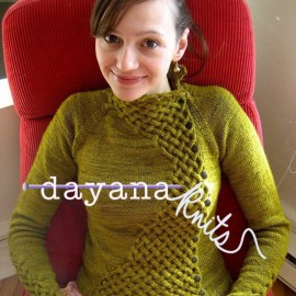 Knitting Instructor Dayana Krawchuk
